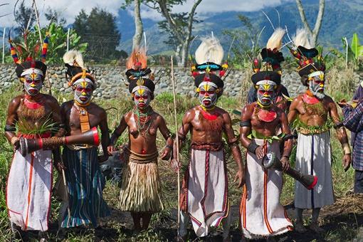巴布亚新几内亚为何要从澳大利亚脱离出去?有什么历史渊源?