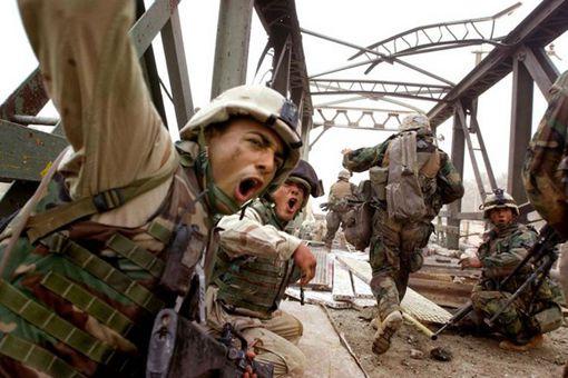 美国发动伊拉克战争到获得多少利益 图什么