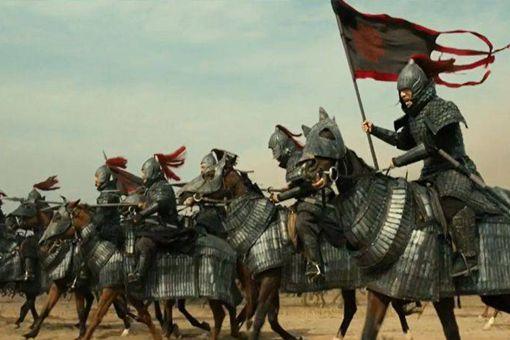 唐朝骑兵为什么那么强