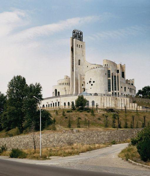 苏联的未来主义建筑是怎样的