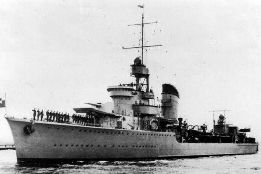 波兰北京行动是怎么回事 揭秘北京行动驱逐舰