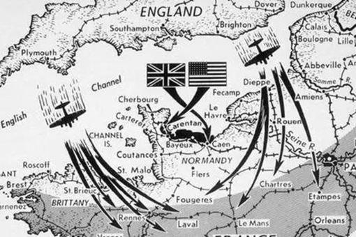 诺曼底战役盟军是怎么打的 诺曼底战役双方损失多少