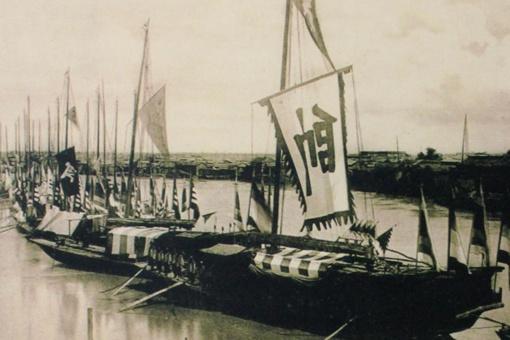 清朝前期水师存在吗?如果存在前期水师实力如何?