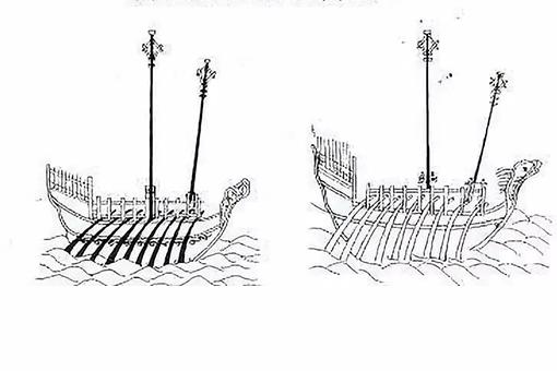 明朝三桅炮船长什么样 明朝三桅炮船上有多少人