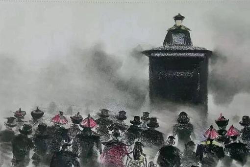 曾国藩是巨蟒转世的野史