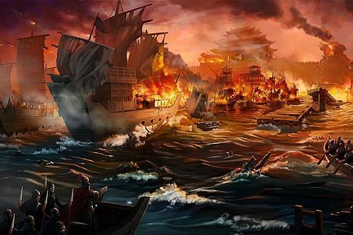 鄱阳湖水战朱元璋和陈友谅的兵力分别是多少