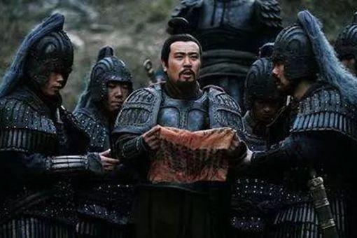 刘备入川带了哪些武将