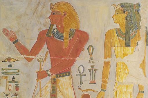 简述古埃及三大美女的故事