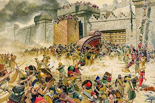 亚述人是现在的哪国人 亚述是今天的哪个国家