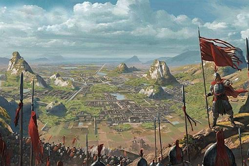 三国猇亭之战陆逊火烧连营几百里是真的吗