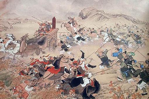 淝水之战的四个典故是哪四个?淝水之战衍生出的成语典故有哪些?