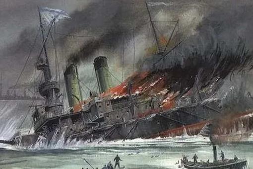 清朝的北洋海军到底有多厉害
