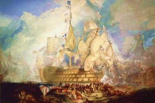 特拉法尔加海战打完后,为何成了拿破仑衰败的开端?