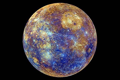 水星上20多个地貌以中国人名命名,李白、杜甫、鲁迅、齐白石上榜了