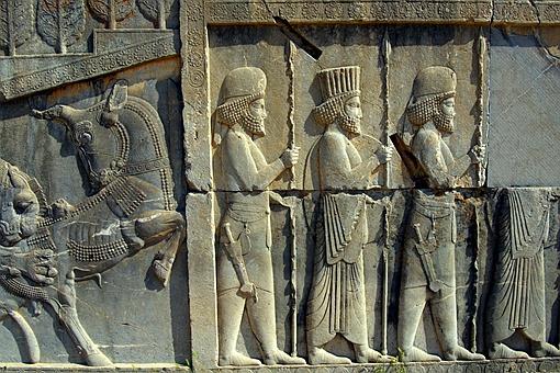 波斯帝国|波斯有几个帝国 历史上有几个波斯帝国