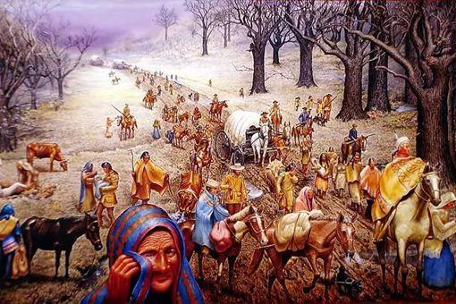 西进运动|美国西进运动为什么是印第安人的血泪史 西进运动印第安政策是什么