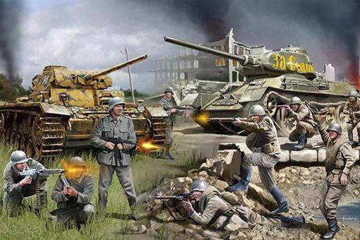 二战代号蓝色行动是什么行动