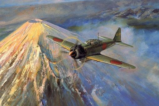 太平洋战争初期,怎么感觉日本飞行员的技术更高一些?