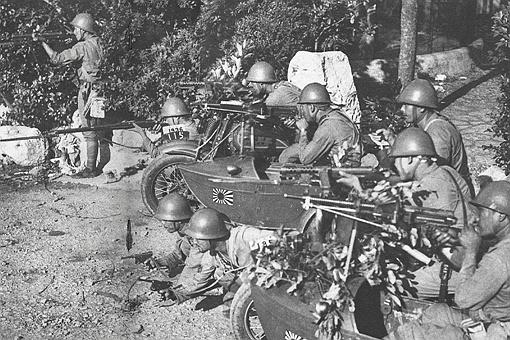 二战德军一个步兵师能打赢日军一个甲级师团吗?