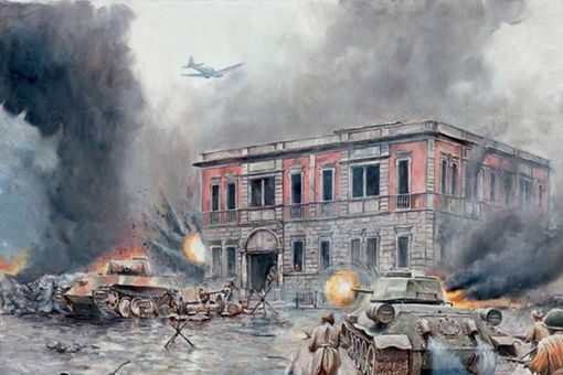 柏林战役苏军真实伤亡多少 柏林战役苏军伤亡为什么那么严重
