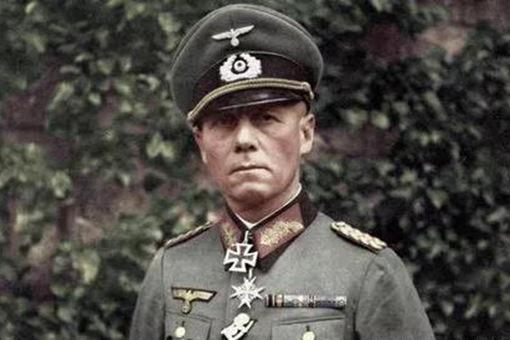 希特勒处死隆美尔的时候为什么没有反抗