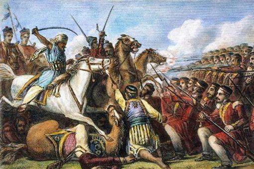 印度民族大起义的结果是什么 印度民族大起义有何历史影响