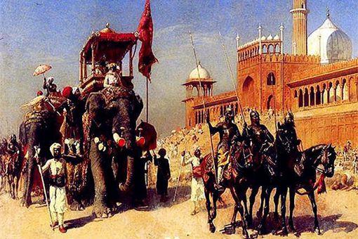 印度历史上强大过吗 印度历史上最强大的王朝是哪个