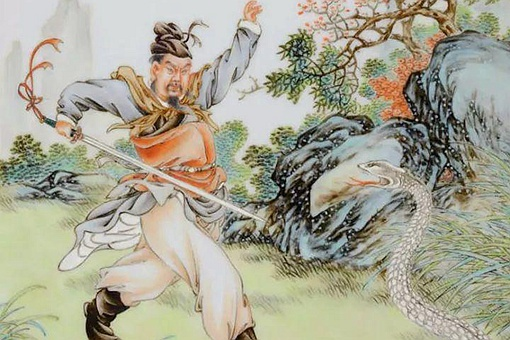 刘邦斩蛇斩的是王莽么?王莽是白蛇转世有无历史依据?