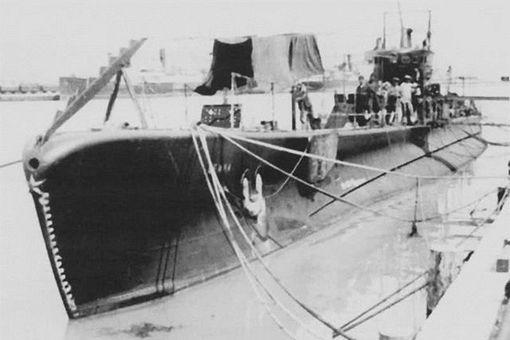 二战意大利爆笑史 无辜的意大利潜艇